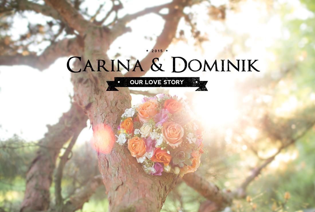 Frameblending Love Story Carina & Dominik