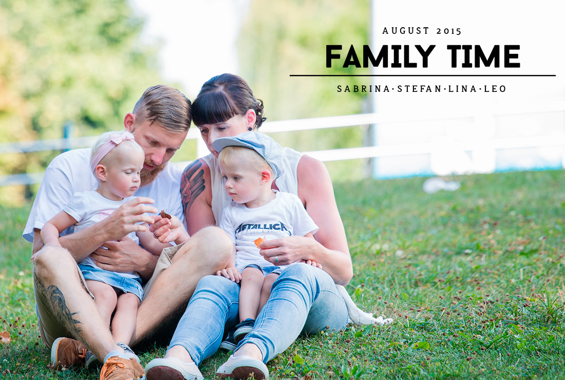 Family Time - Familienvideo