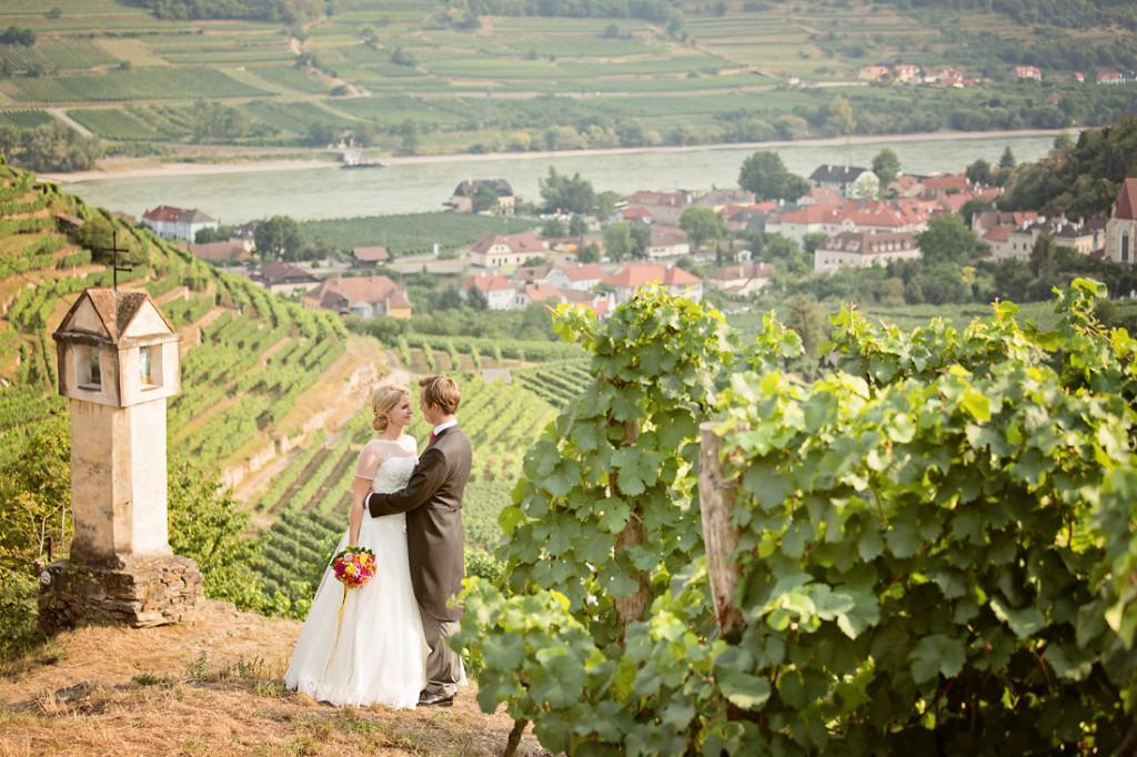 Hochzeit Wachau Frameblending