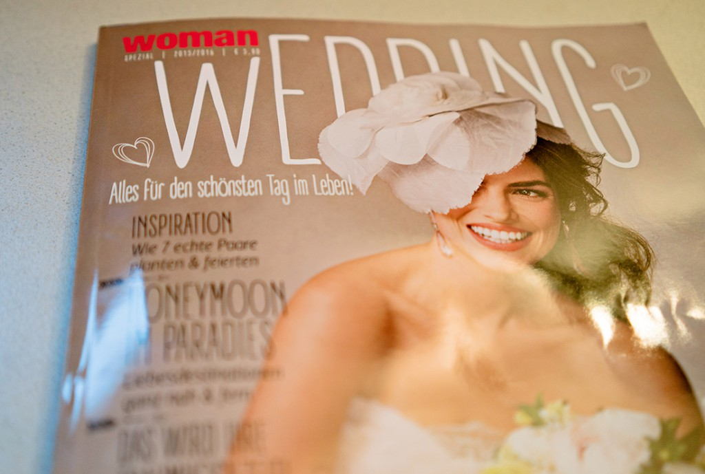 Woman Wedding Blossomdream Frameblending