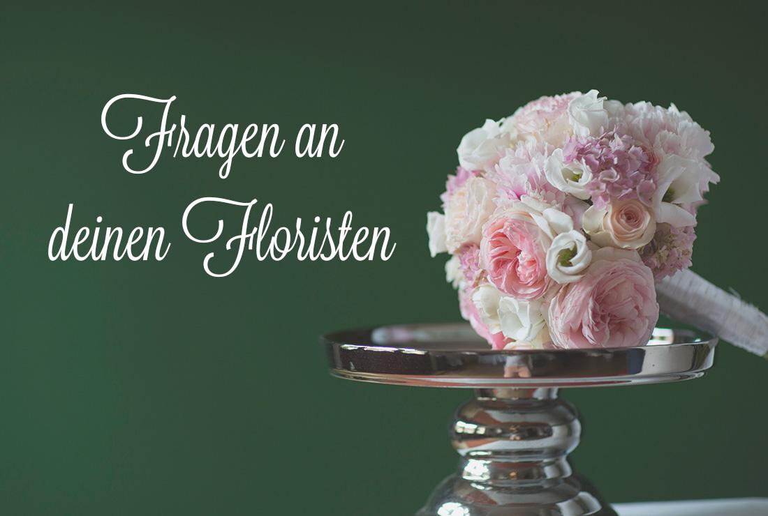Fragen an deinen Floristen - Tipps vom Filmprofi Wels