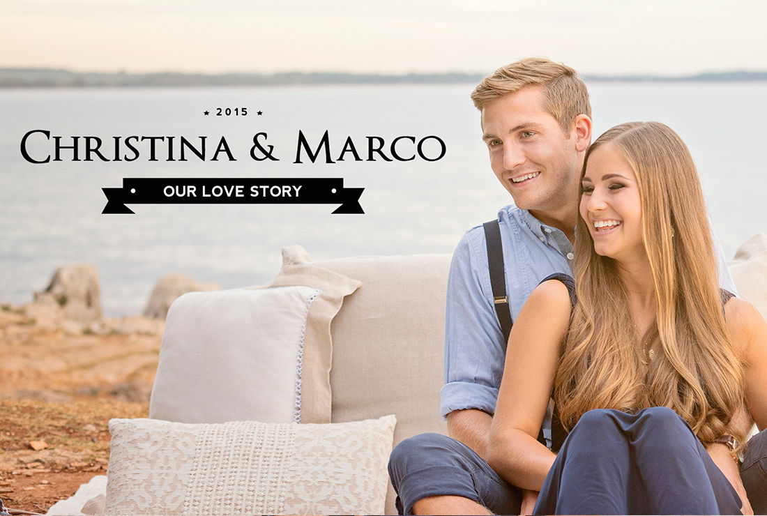 Love Story Christina & Marco
