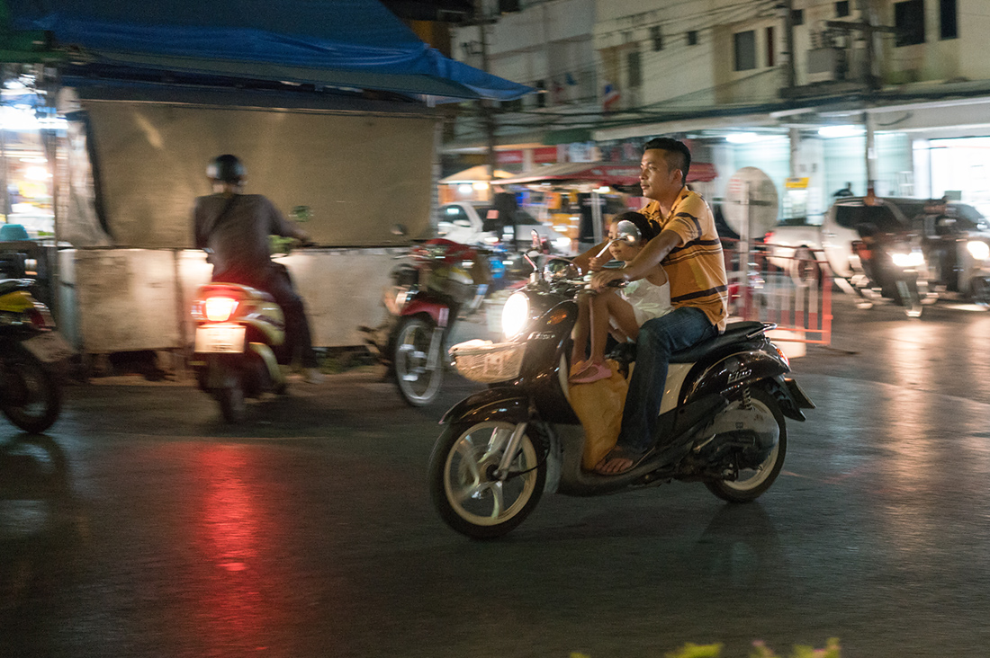 Thailand Mopeds