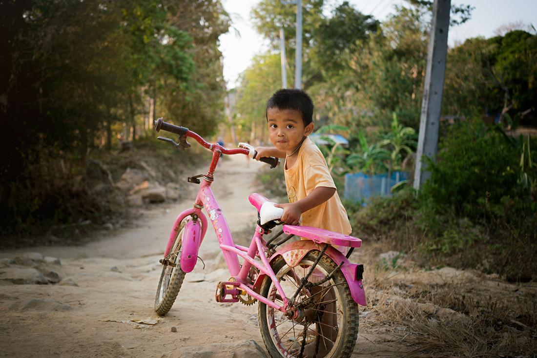 Koh Phi Phi am Weg zum Viewpoint