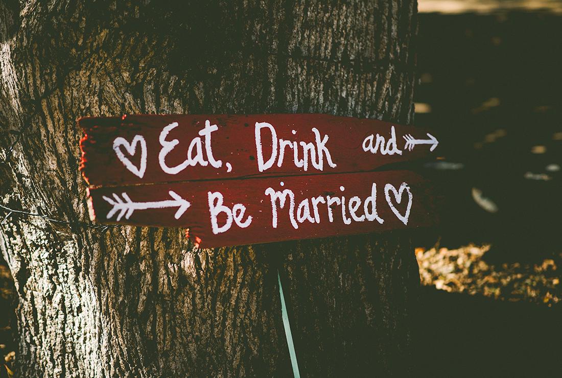 Brautjungfern bei Laune halten