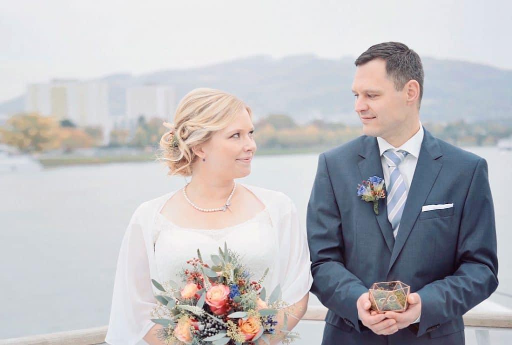 Heiraten am Kristallschiff Linz