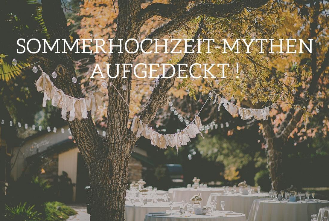 Sommerhochzeit-Mythen aufgedeckt Frameblending Hochzeitsblog