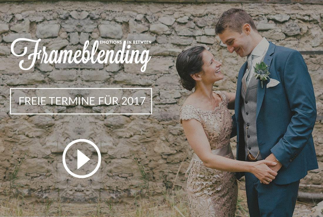Wann soll man einen Hochzeitsfilmer buchen